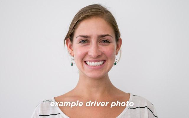 Driver photo