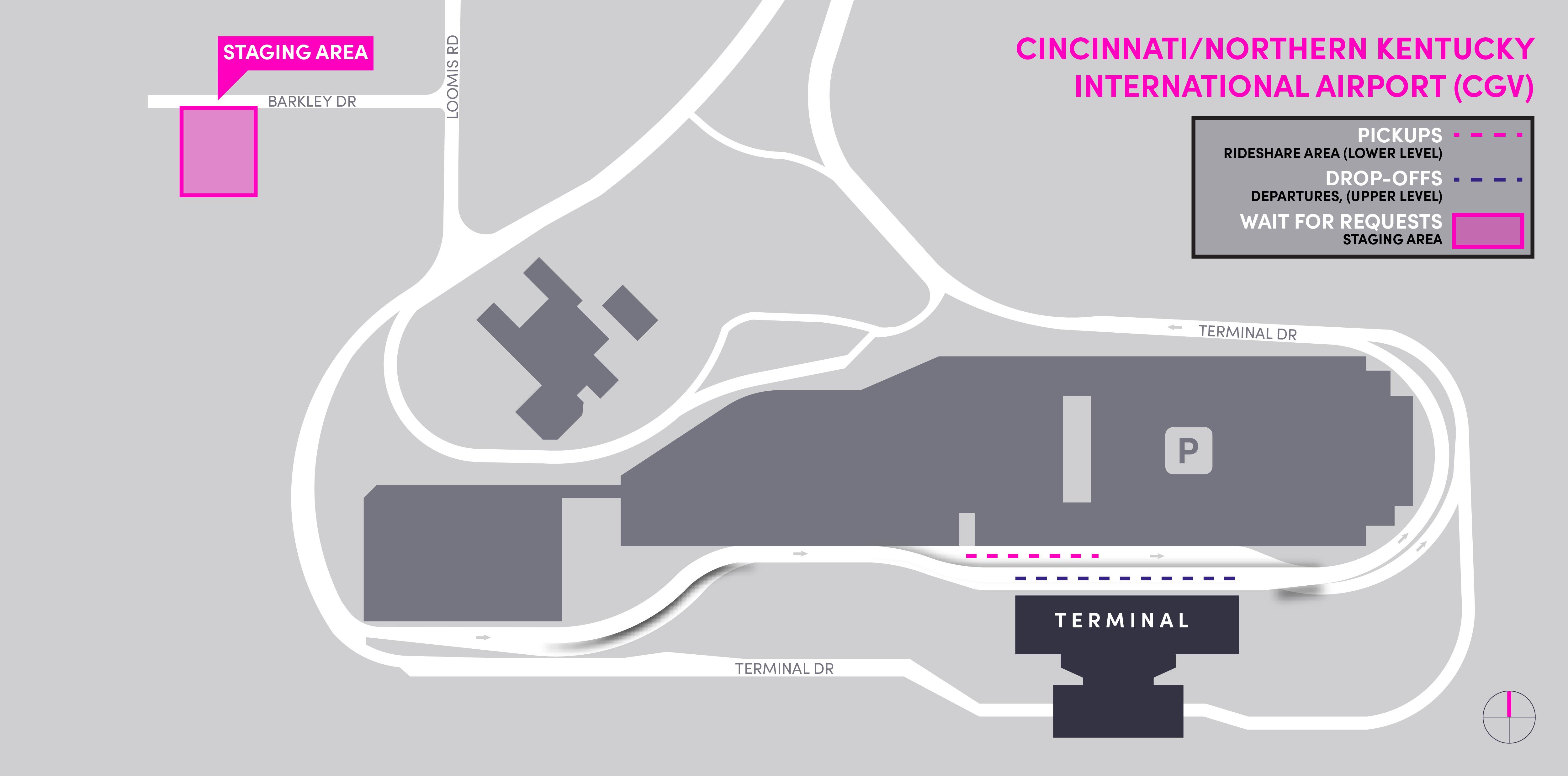 CVG Map
