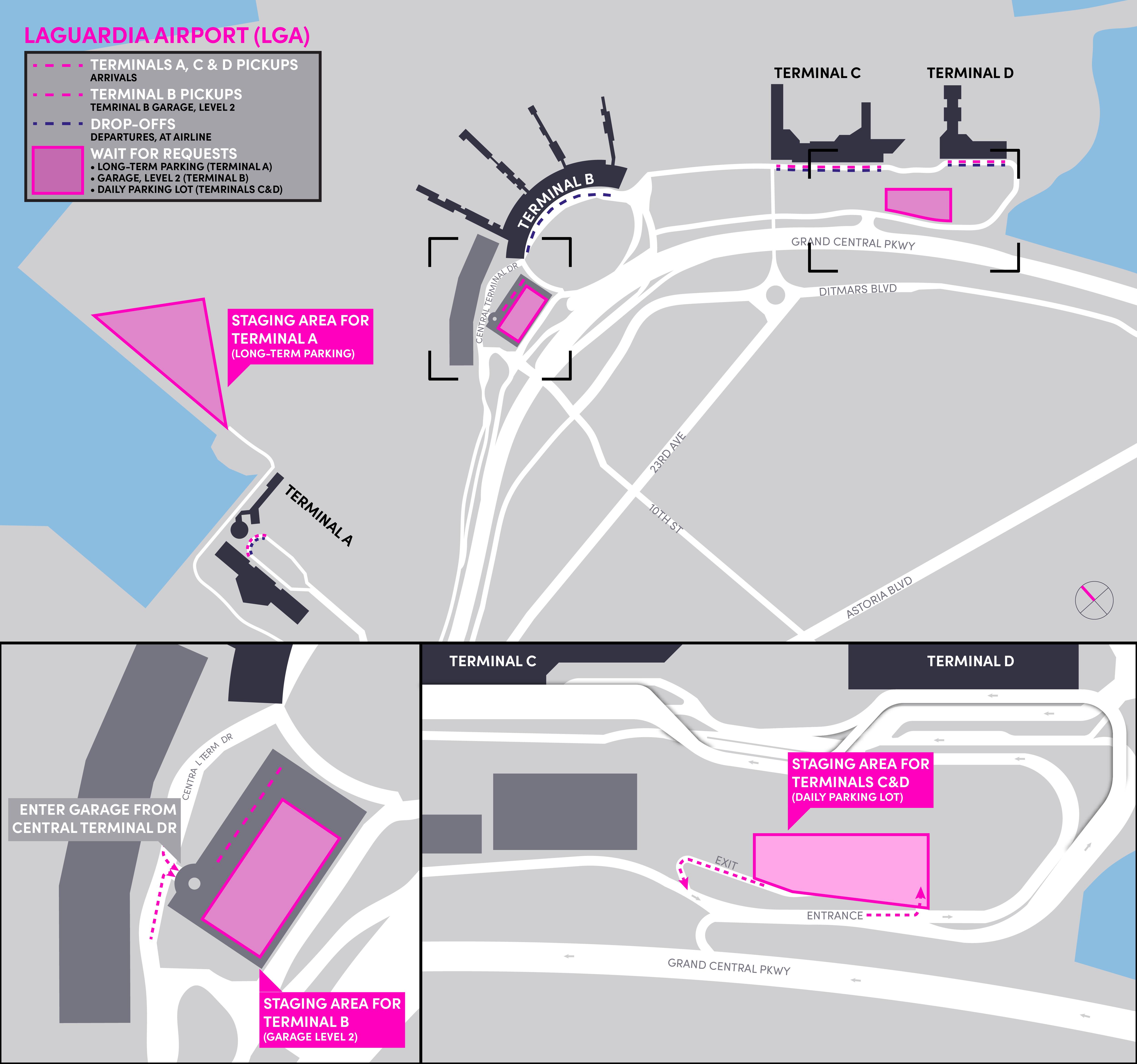 LGA Map