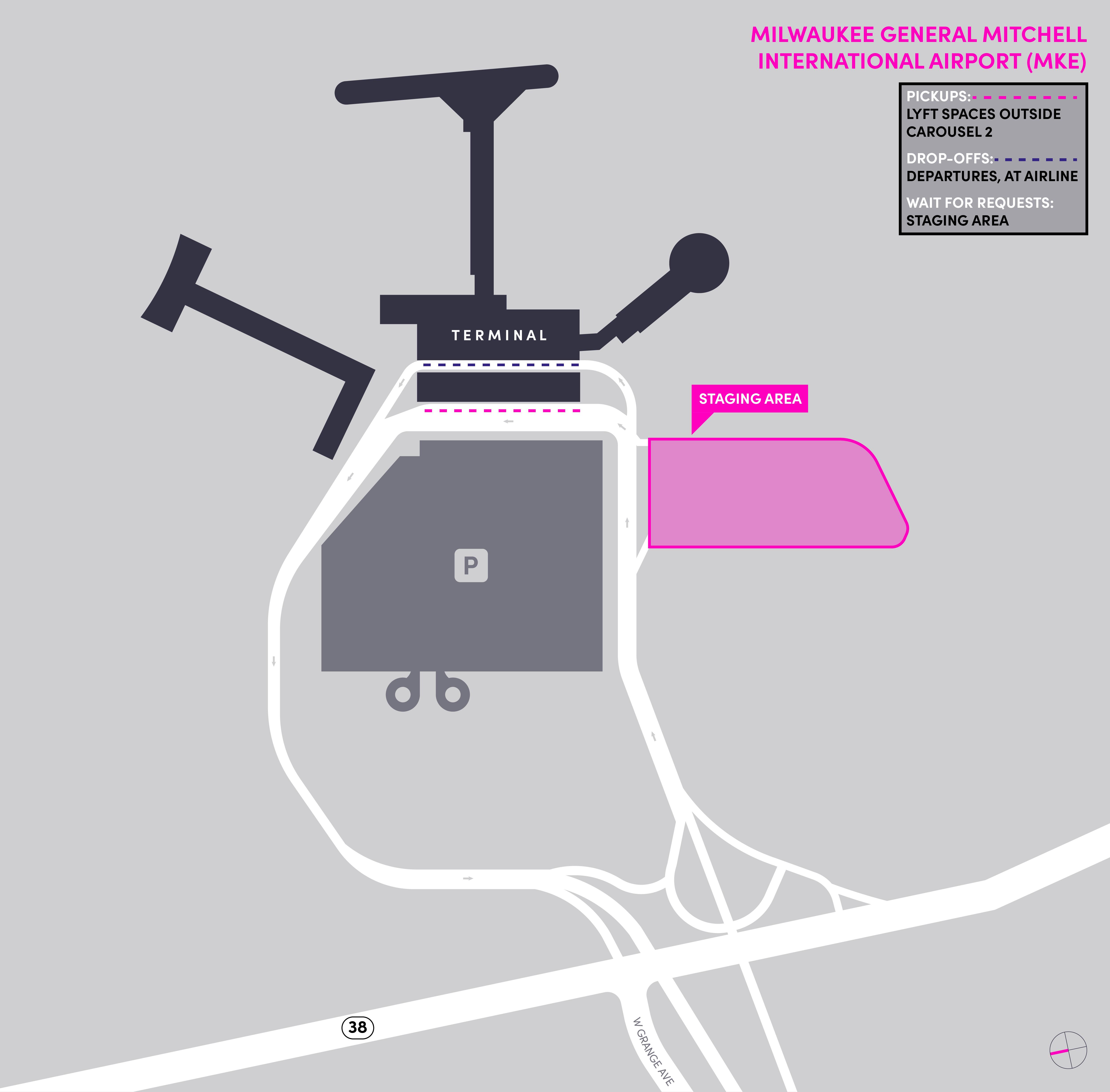 MKE Map