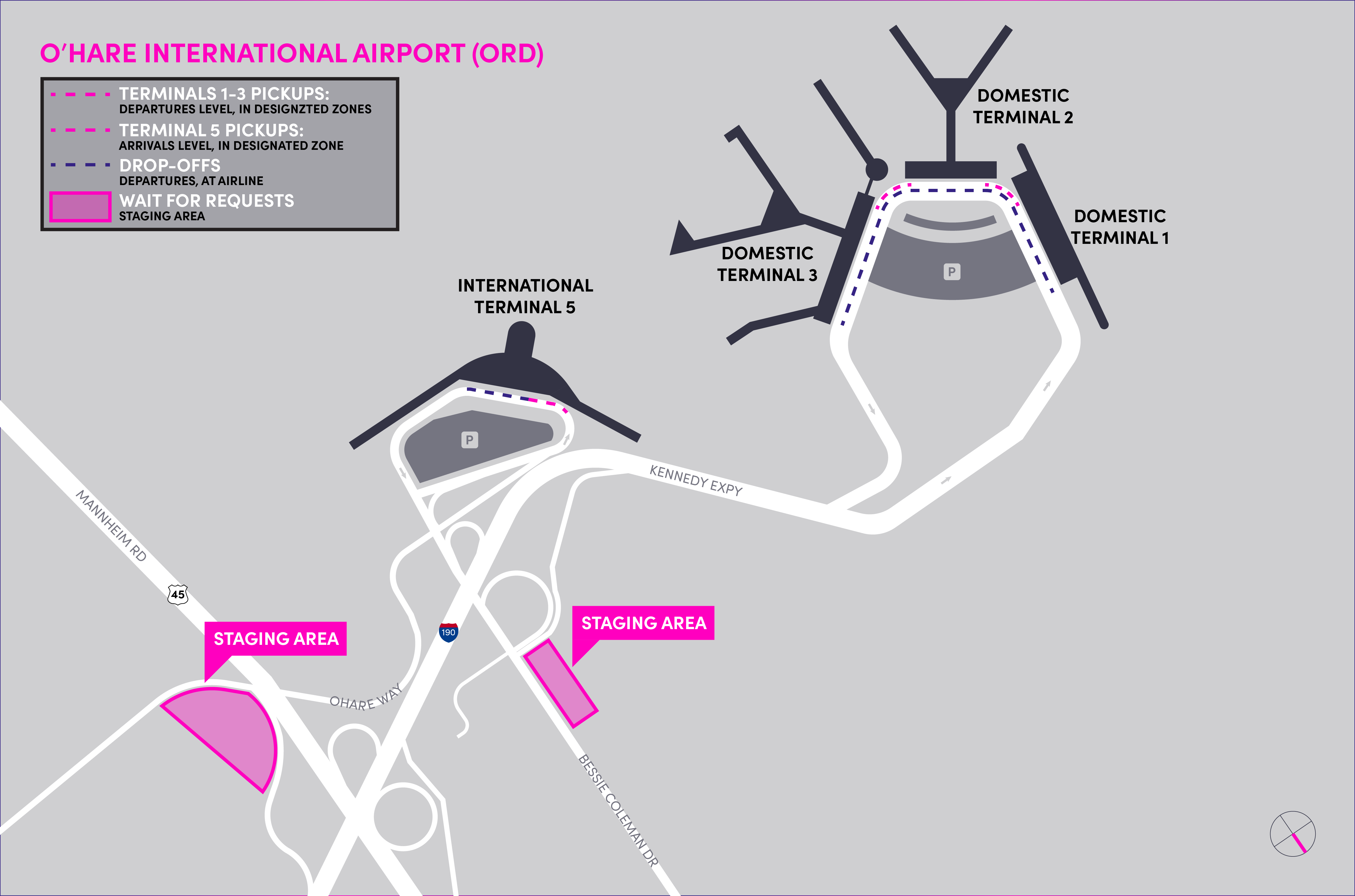 ORD Map