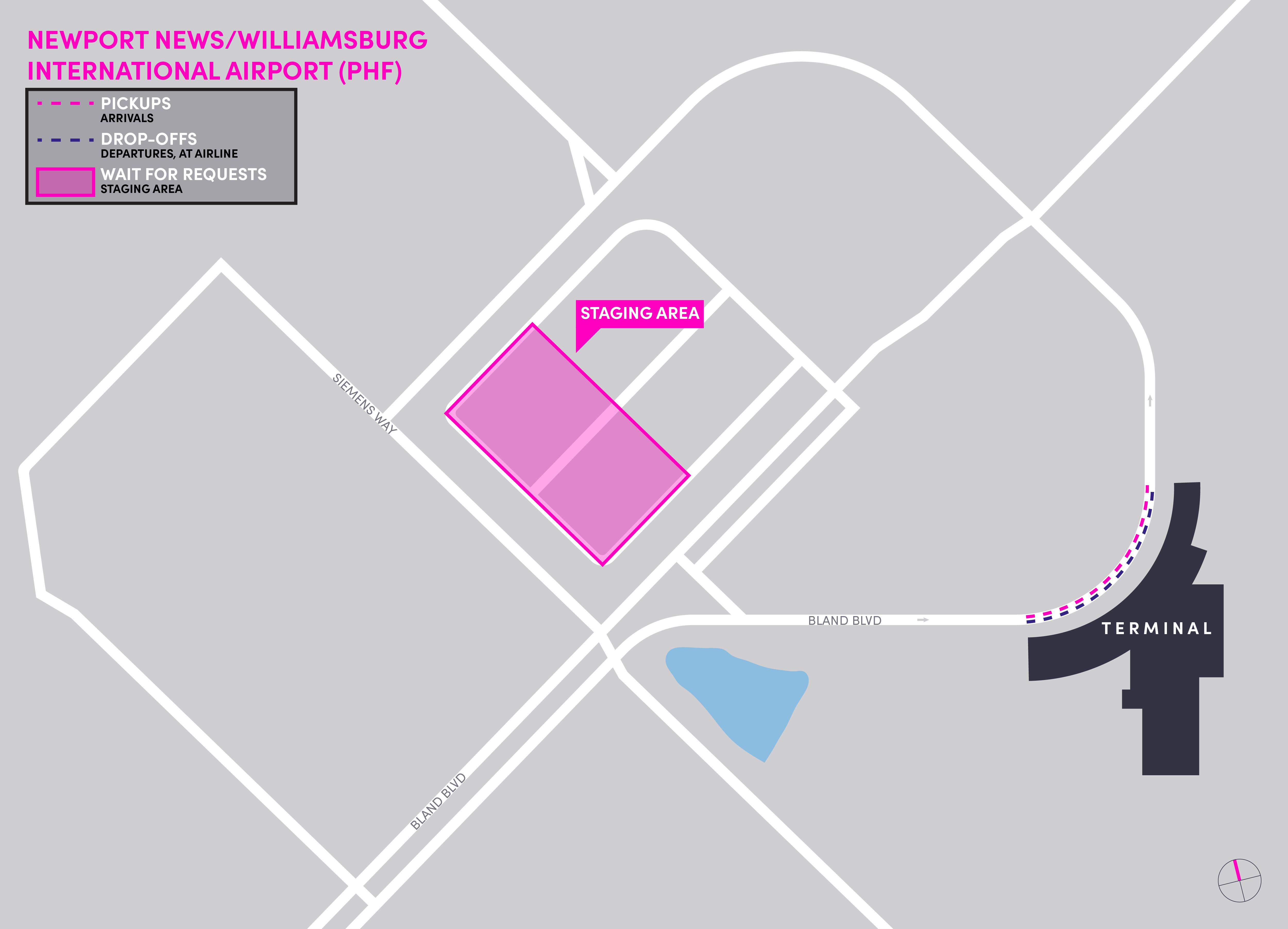 PHF Map