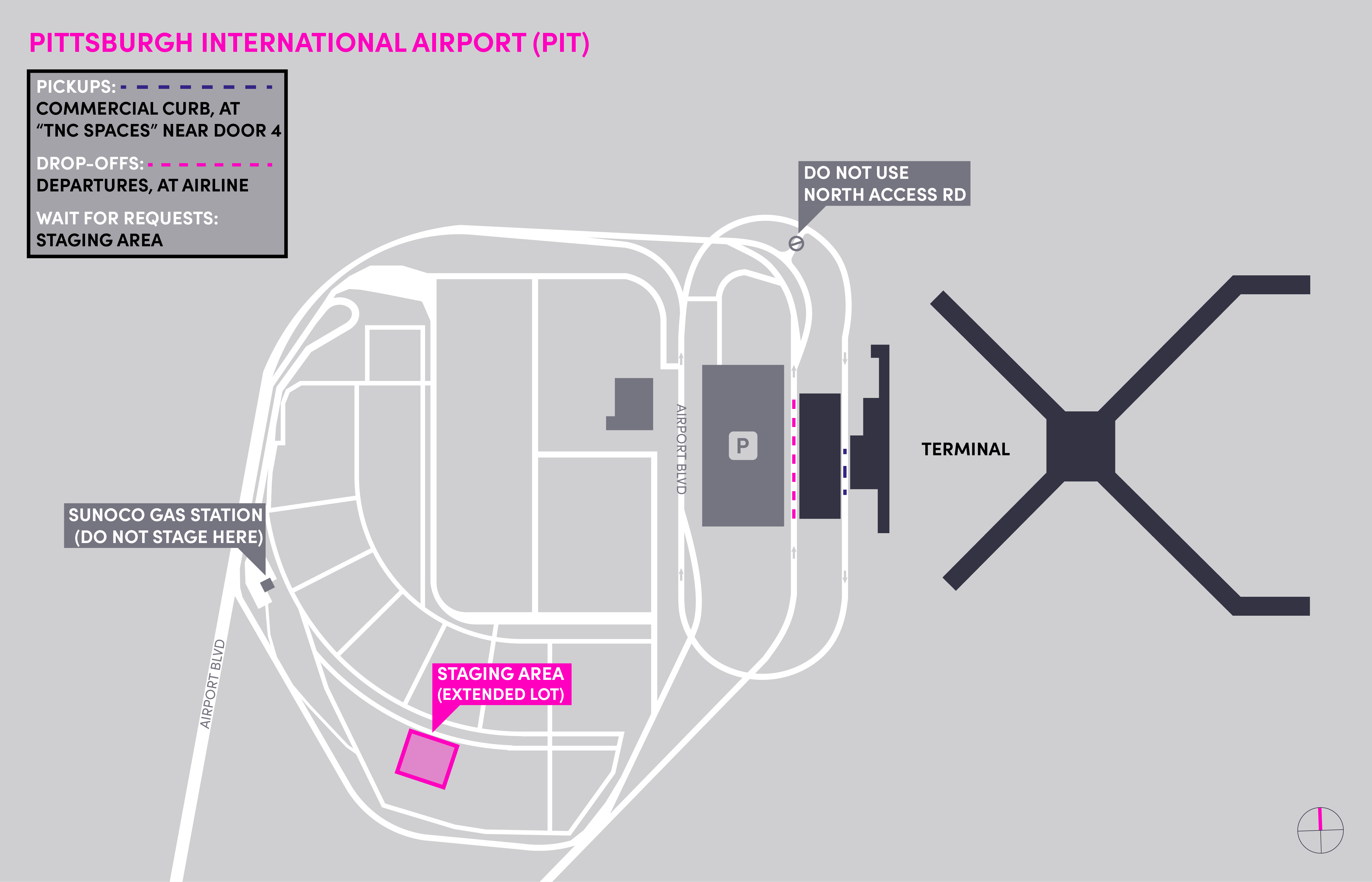 PIT Airport
