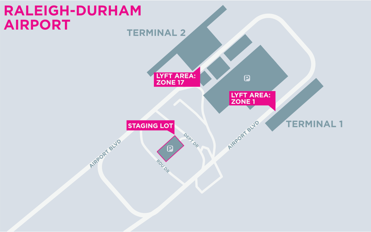 RDU Map