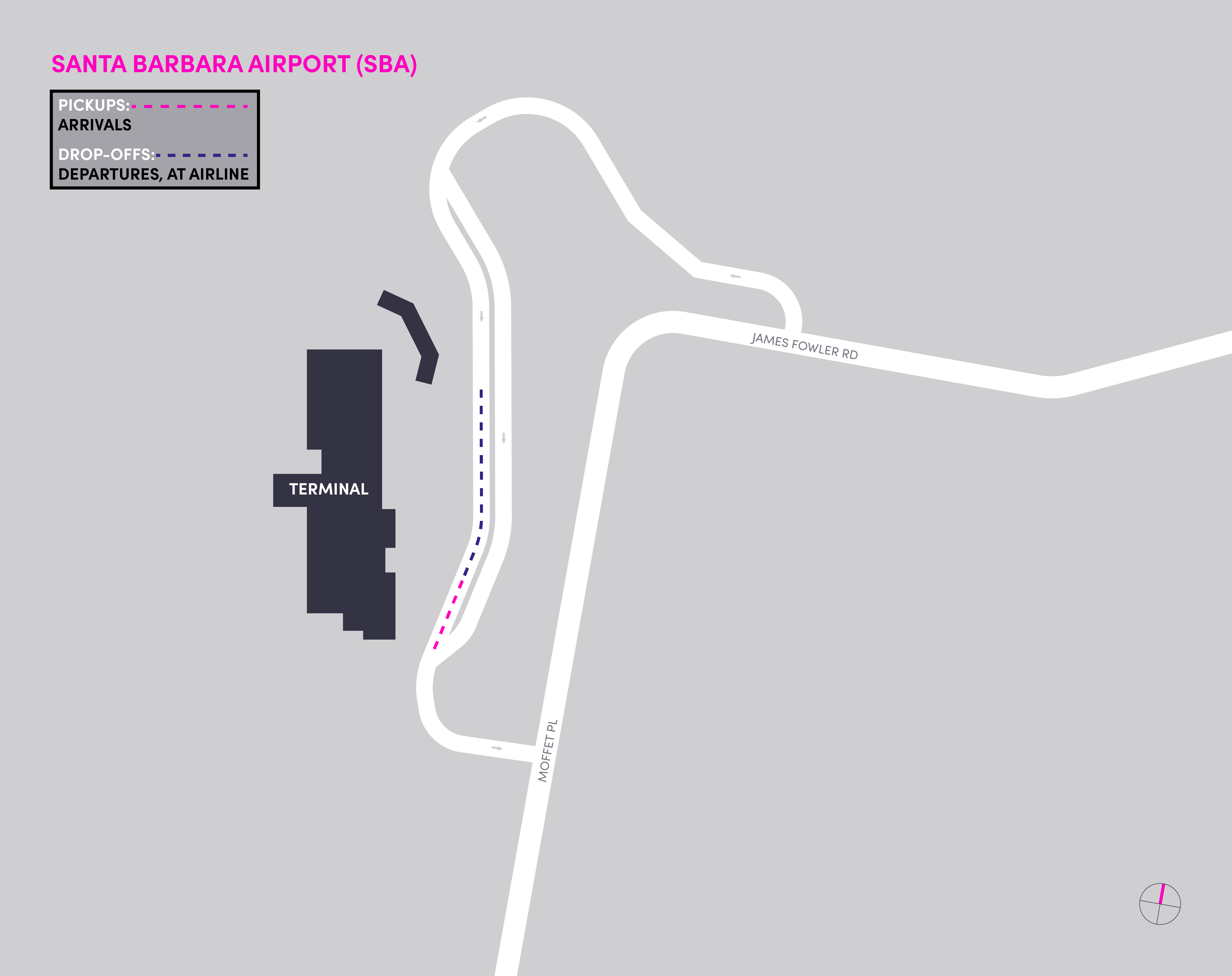SBA Map