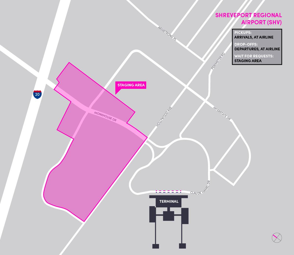 SHV Map