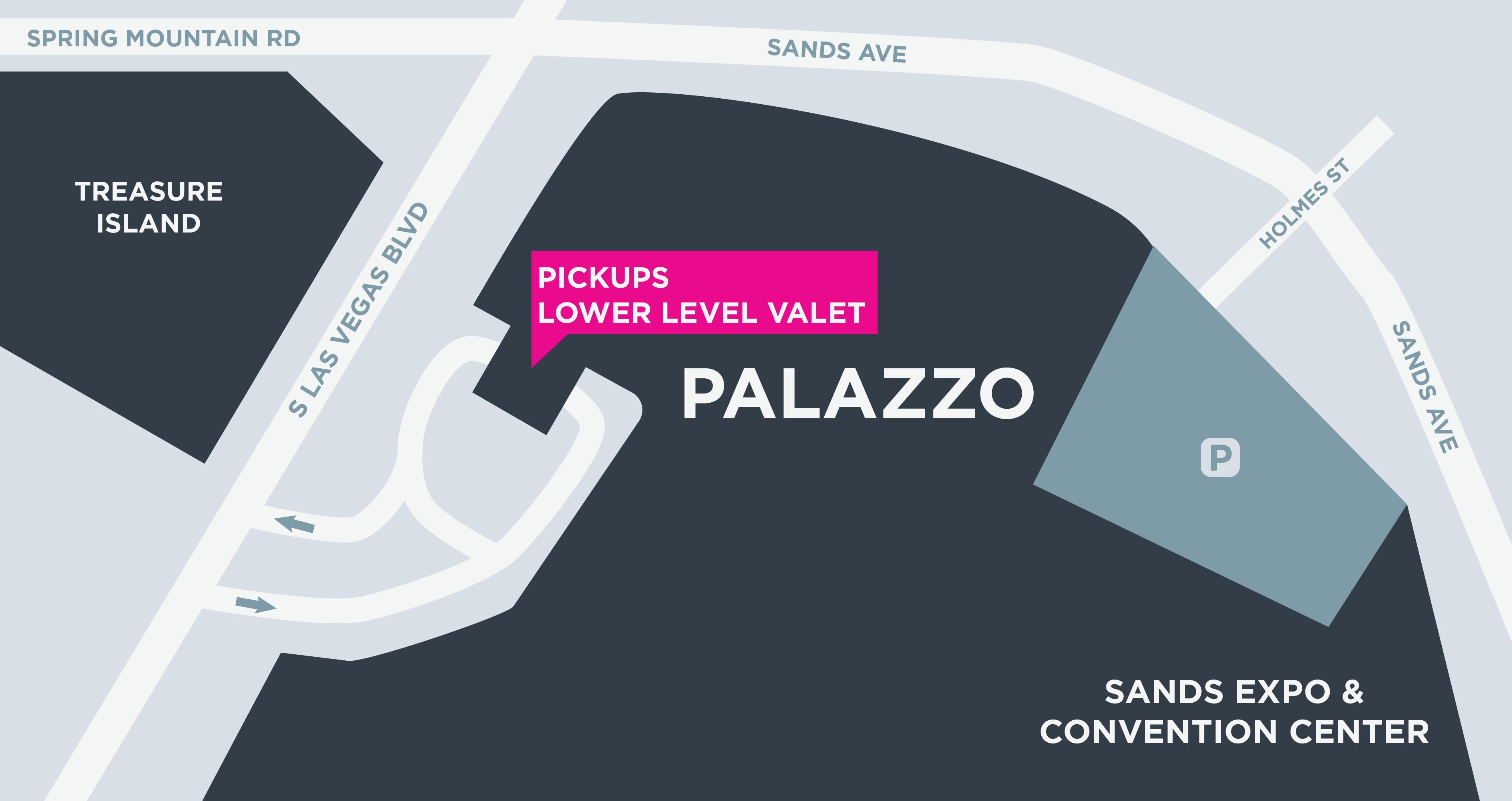 Palazzo Map